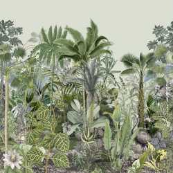 Carta da parati Jungle Monteverde