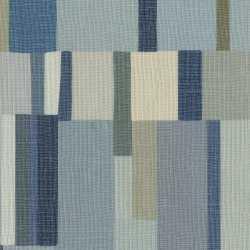 Carta da parati geometrica blu Painted Square 24944