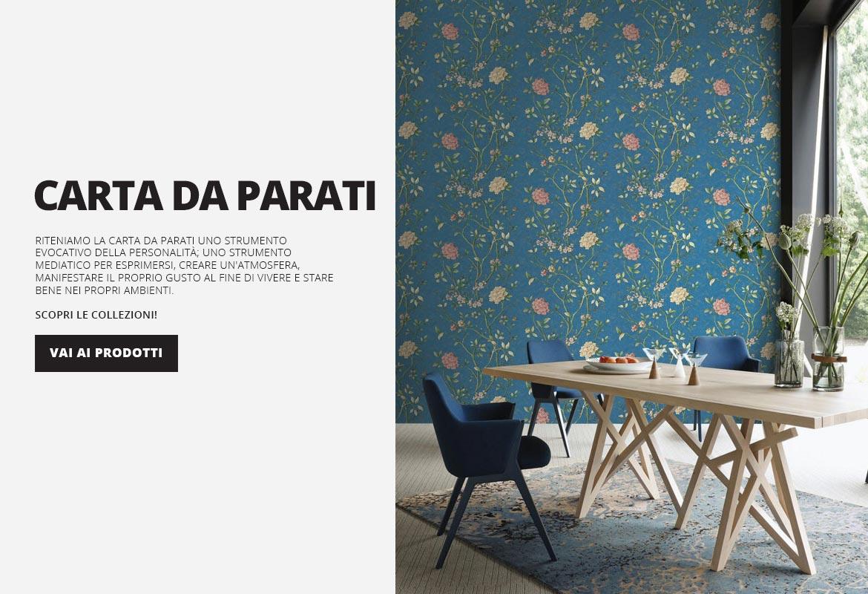 Aerree shop vendita carta da parati pitture decorative for Carta da parati online shop